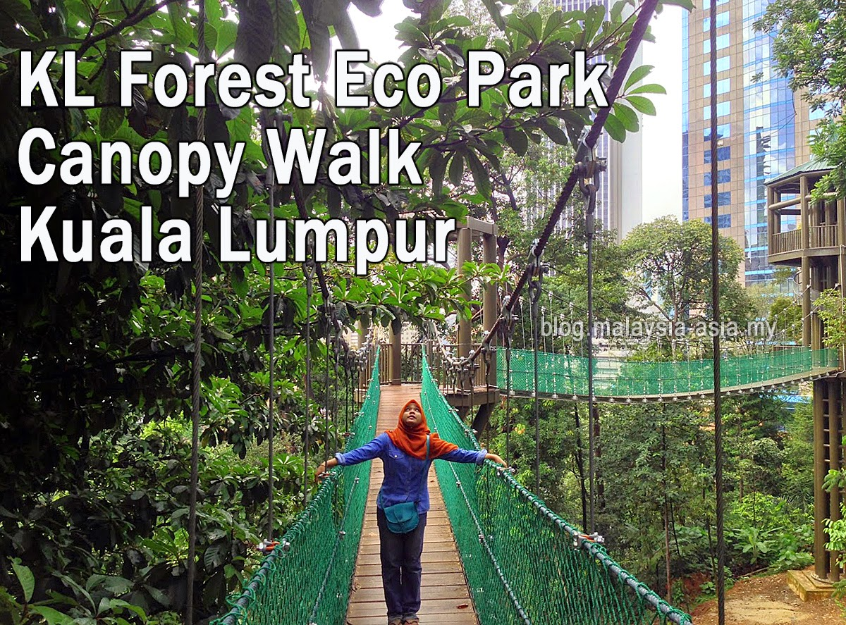 KL Forest Eco Park Canopy Walk