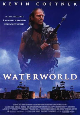 Waterworld 1995 Dual Audio Hindi 300MB Movie Download