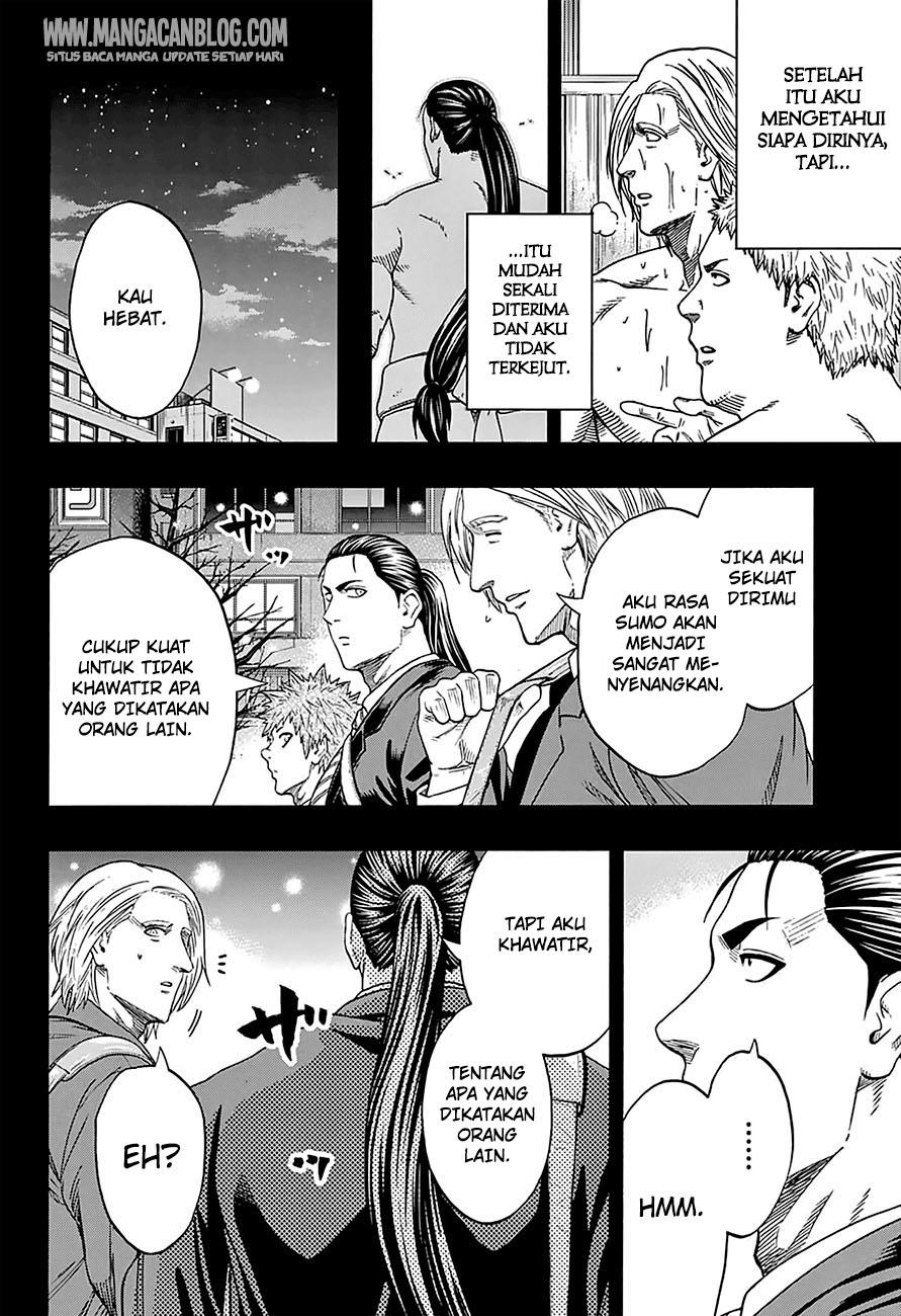 Komik hinomaru zumou 144 - saling bertolakan 145 Indonesia hinomaru zumou 144 - saling bertolakan Terbaru 4|Baca Manga Komik Indonesia