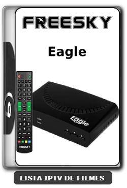 Freesky Eagle Nova Atualização Melhorias no SKS V1.09.21896 - 19-06-2020