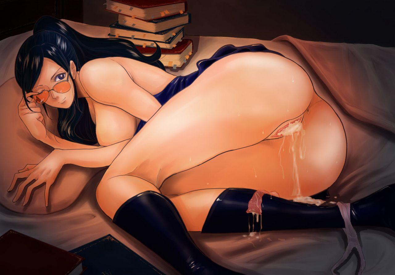 gambar hentai karakter anime one piece,nico robin.animasi porno toket gede,nsfw art,foto ngentot,pamer memek