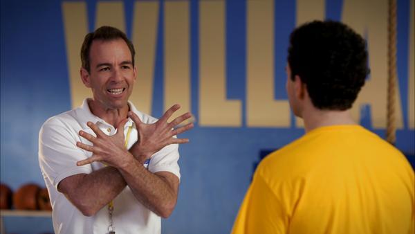 Rick Mellor profesor educación física The Goldbergs Bryan Callen
