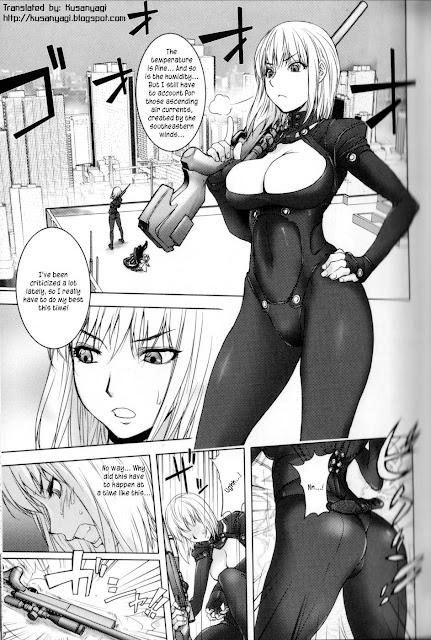 hentai-manga-The Infallible Woman Returns