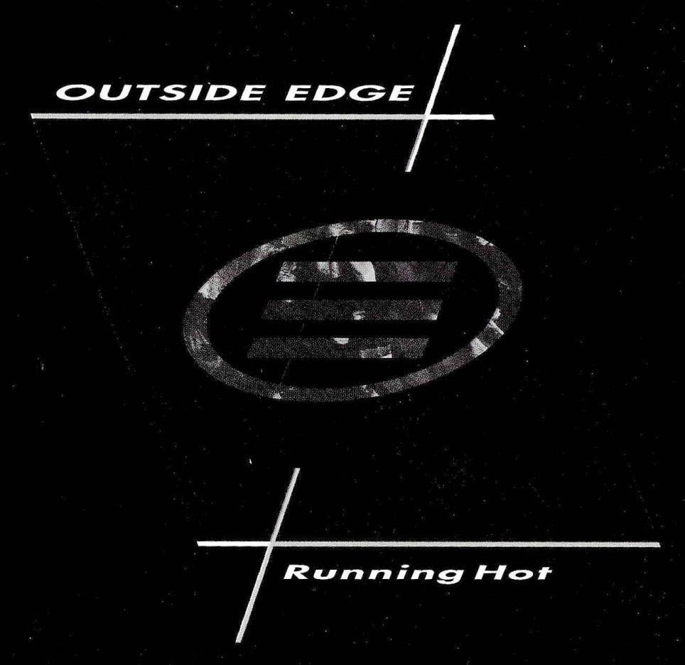 Outside Edge Running hot 1986 aor melodic rock