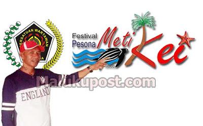 PWI Malra - Kota Tual Dukung Festival Pesona Meti Kei