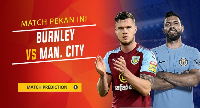 live streaming burnley vs manchester city 3 januari 2018