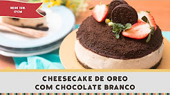 Cheescake de Oreo choolate