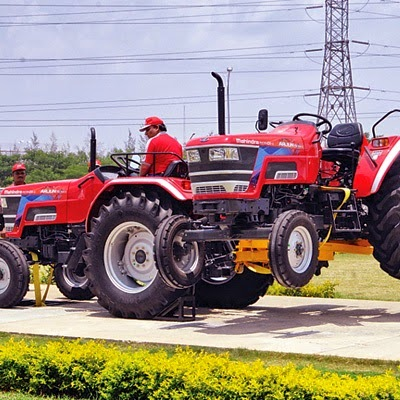Mahindra Arjun Novo Tractor Launched In India