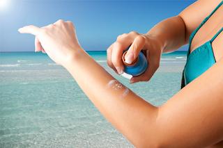 Profissionais de saúde alertam para os cuidados com a pele no verão