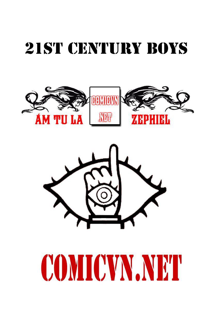 21st Century Boys chap 10 trang 1