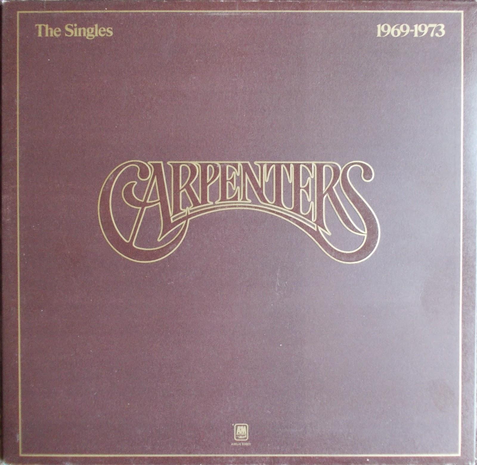 Carpenters the singles 1969 1973 Carpenters biography , Richard and Karen Carpenter