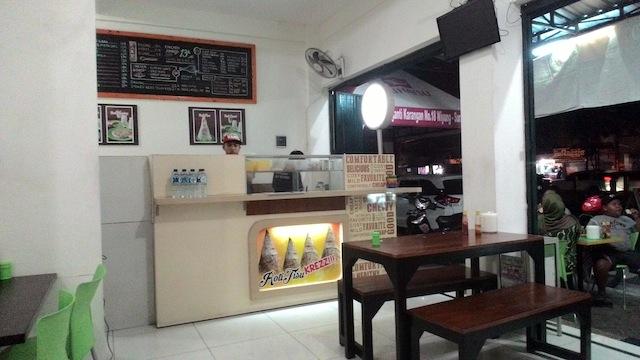 Roti Tisyu Surabaya