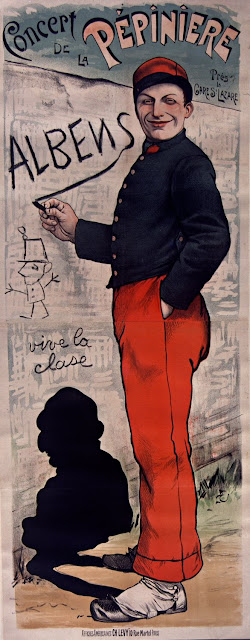 Charles Lévy - Concert de la Pépinière 1890