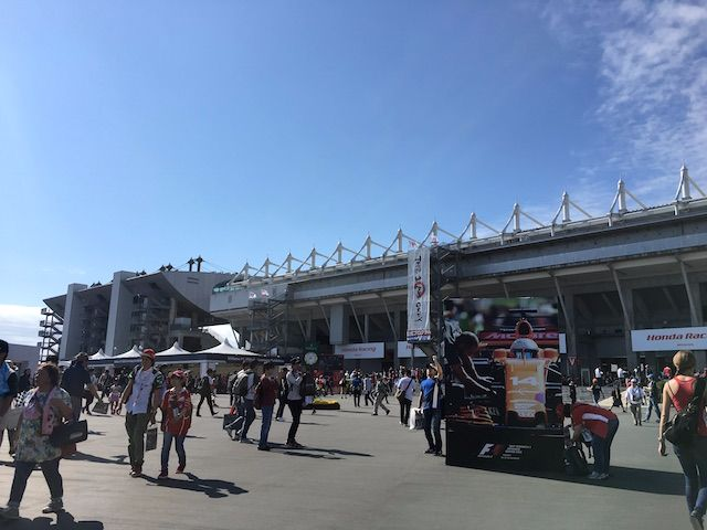 F1日本グランプリ鈴鹿2017