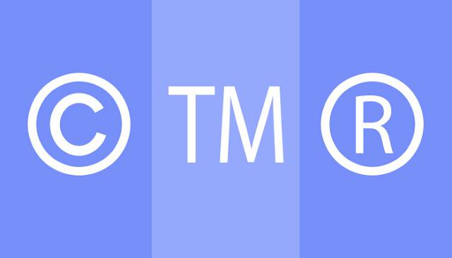 Simbol Trademark yang Bisa Anda Pasang di Blog