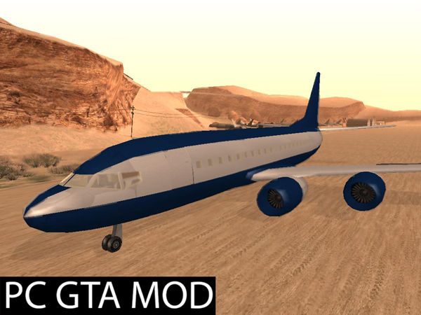 Free Download AT400 with full Interior Mod for GTA San Andreas.