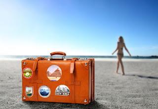 путешествие и чемодан