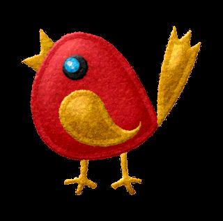 Cute Birds Clip Art.