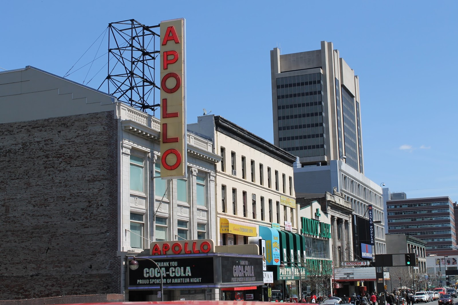 Apollo Theater Harlem NYC