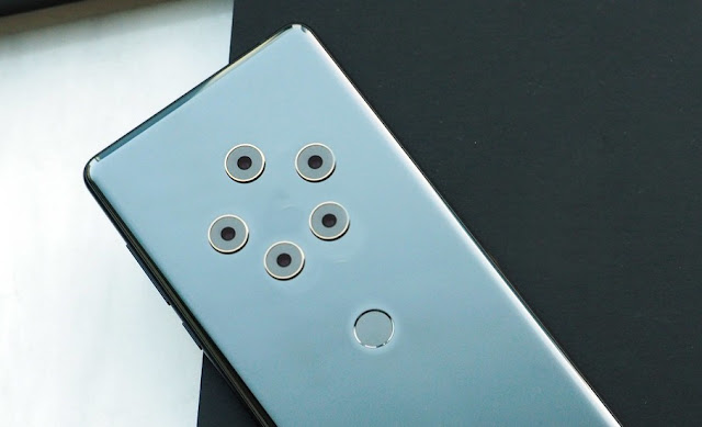 Nokia's Android Flagship With Penta-Lens Camera Design Leaks