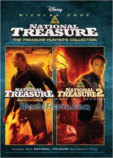 National Treasure Book Of Secrets In Hindi
