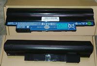 baterai acer aspire one e100, d260, aod270, 522, 722, ao722