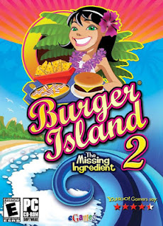 Burger Island 2 The Missing Ingredients Game Free Download