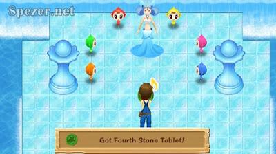 Cara Mendapatkan Stone Tablet ke 4 HM Light of Hope