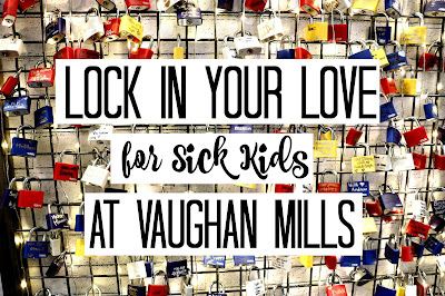 love locks sick kids vaughan mills