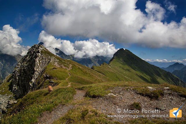 Panorama  a passo Foric