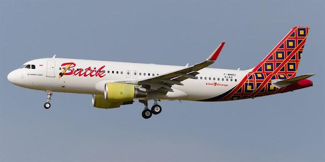 Buka Rute Penerbangan Banjarmasin-Jakarta, Batik Air Dominasi Penumpang Hingga 60 Persen!