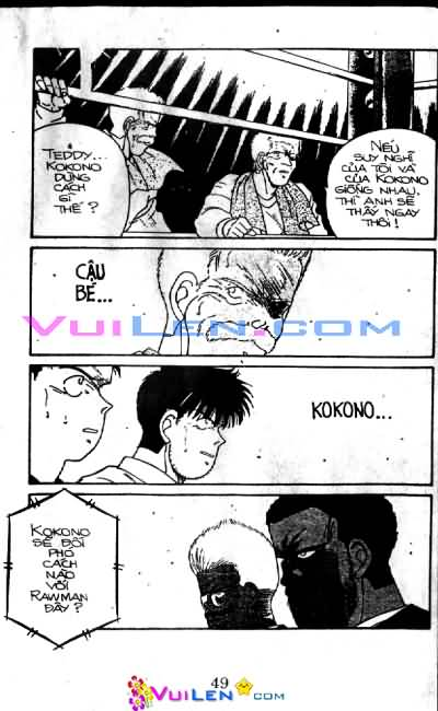 Shura No Mon  shura no mon vol 18 trang 50