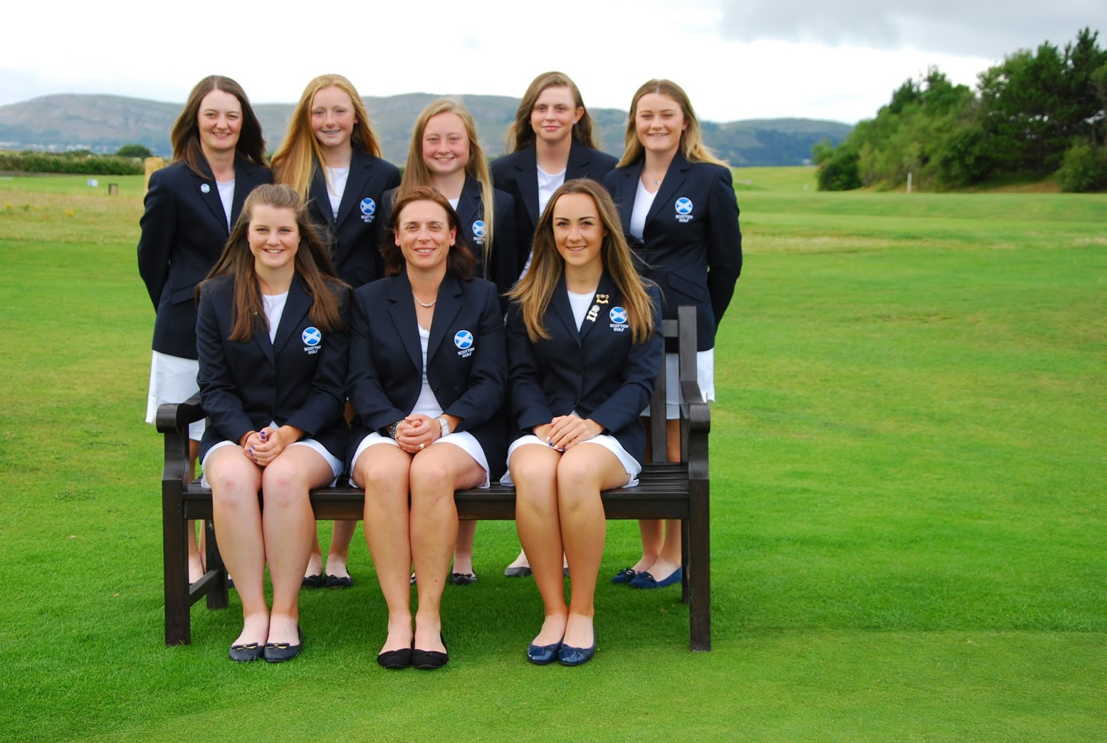 KirkwoodGolf: Girls' Home Internationals at Conwy Golf ...