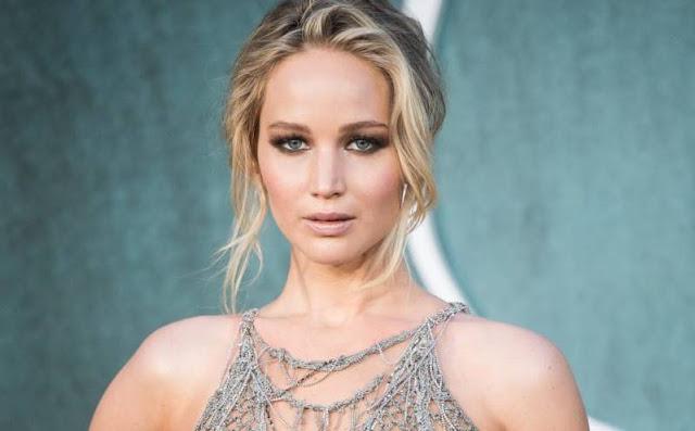 Daftar Fakta Jennifer Lawrence