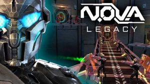 Fitur N.O.V.A. Legacy APK MOD Android Hack Terbaru Full Patched :