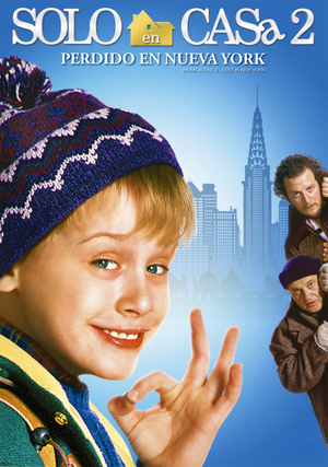 Poster Home Alone 2: Lost in New York 1992