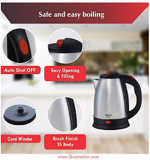 5 Best Electric Kettle Under 600/- In India