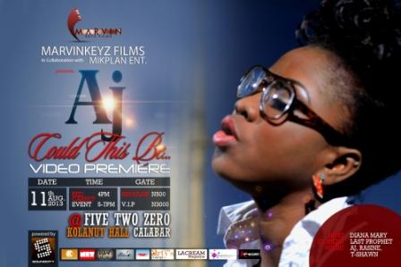 "Latest gist on ""Could This Be"" video premiere"