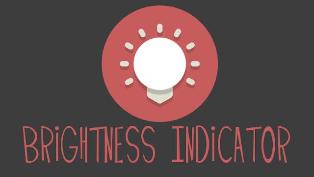 Brightness Indicator Ubuntu
