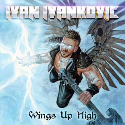 "Ivan Ivanković - ""Wings up High"" (lyric video) from the s/t album"