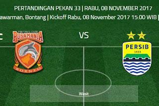 Borneo FC vs Persib Bandung: Tuan Rumah Lebih Bugar, Persib Tanpa 4 Pilar