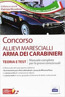 Concorso Allievi Marescialli Arma Dei Carabinieri PDF