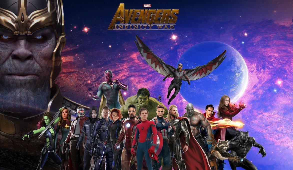 Avengers Infinity War Wallpapers - Fan Made