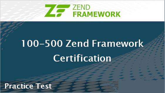 Zend Framework Certification Version 4.0 Practice Test