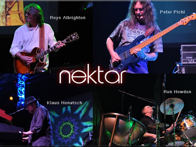 Valvulado: NEKTAR - Master Progressive Rock