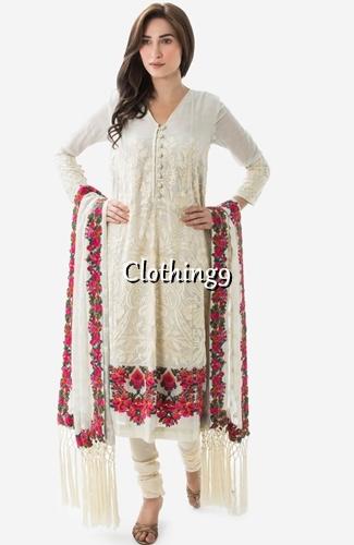 15e8e9cc6 Khaadi LAWN Embroidered Eid Collection 2015-2016