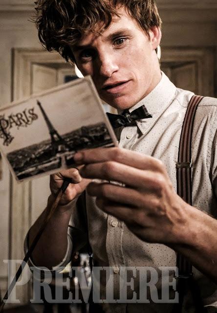 Newt recebe cartão-postal de Paris em nova imagem de 'Os Crimes de Grindelwald' | Ordem da Fênix Brasileira