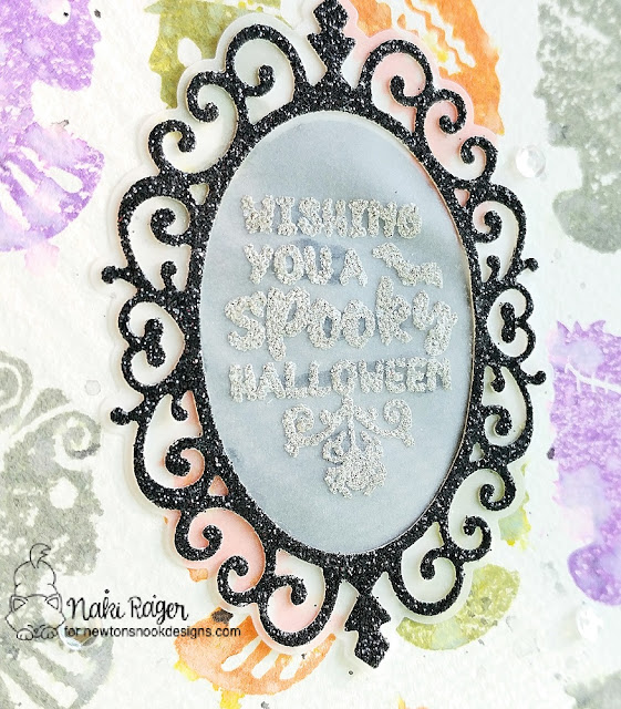 Newton's Nook Designs Creepy Cameo Set - Naki Rager