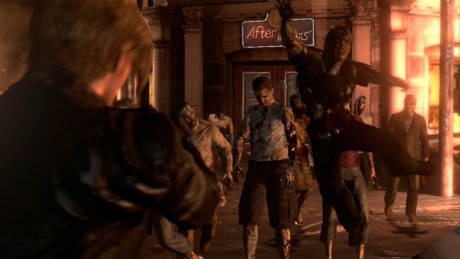 Download Softs: Download PC Game Resident Evil 6 Full Crack