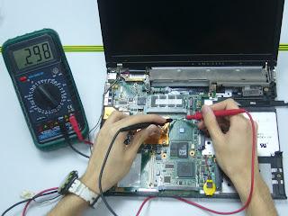 Cara Memperbaiki Motherboard Laptop yang Rusak